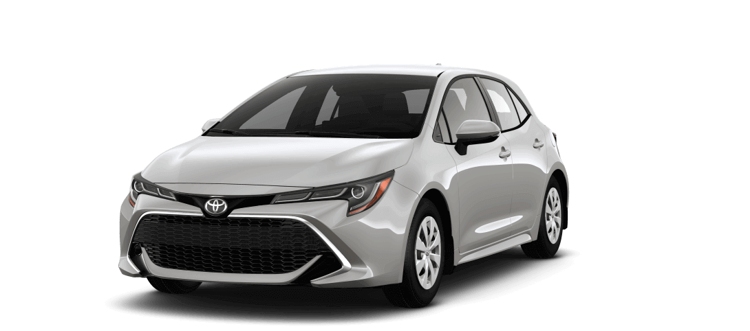 2019 It S Time To Toyota Corolla Hatchback 6 Mt Price Pickering Toyota
