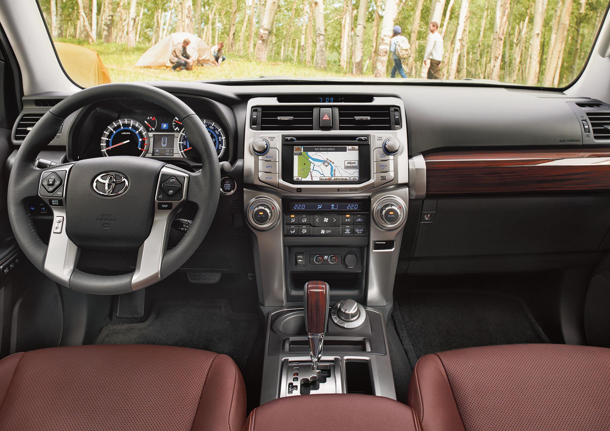 2020 Toyota 4runner For Sale Toronto Pickering Toyota