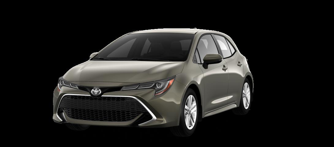 2019 Toyota Corolla Hatchback In Toronto Pickering Toyota