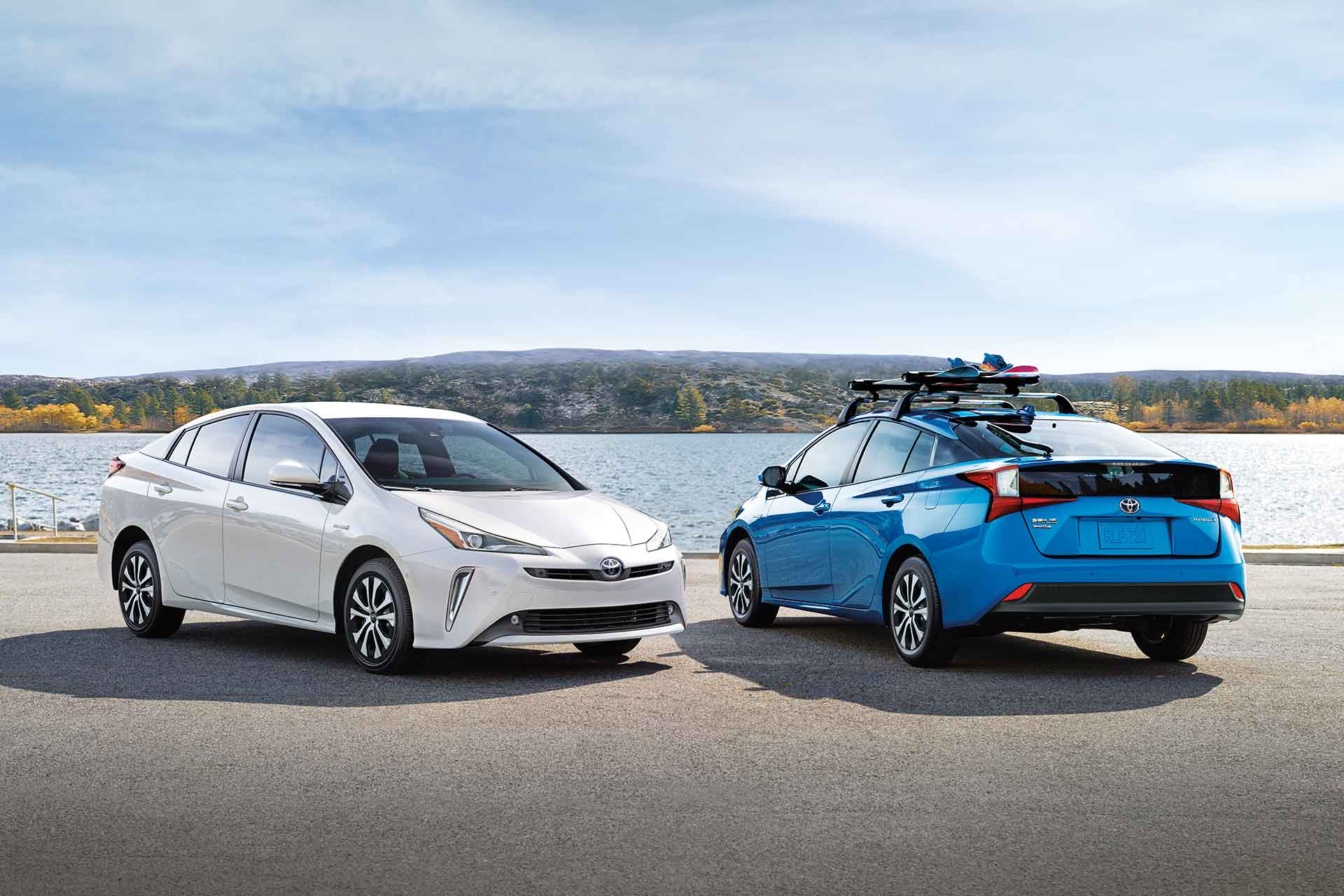 2019 Toyota Prius For Sale in Toronto | Pickering Toyota