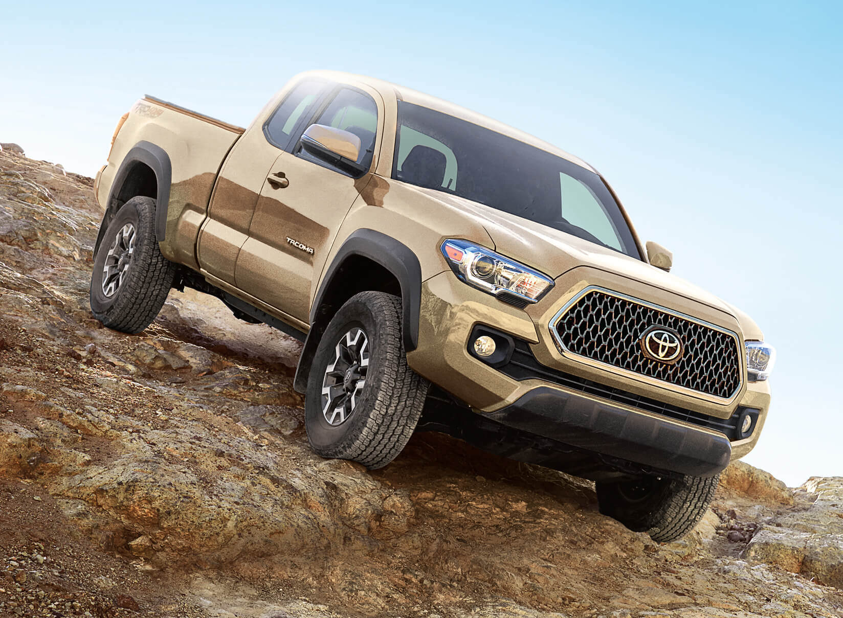 2020 Toyota Tacoma For Sale Toronto Pickering Toyota