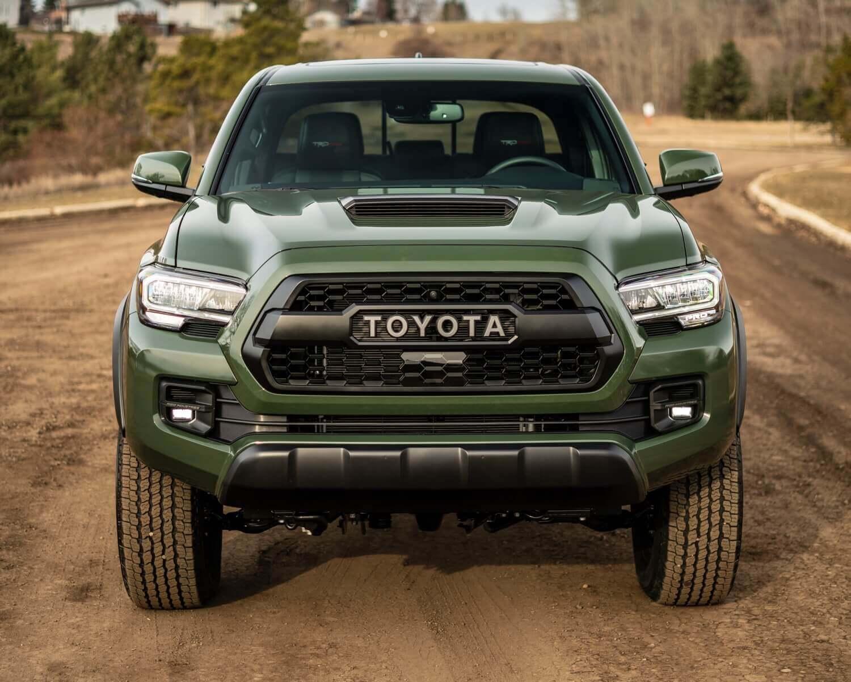 2020 Toyota Tacoma For Sale Toronto Pickering Toyota