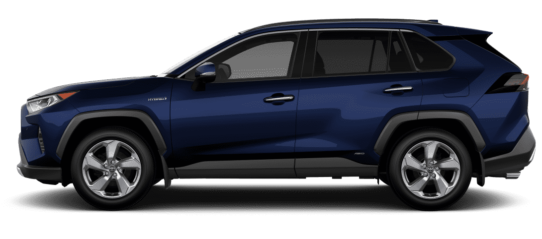 2019 Toyota Rav4 Hybrid Limited Awd With Standard Package Deal Pickering Toyota
