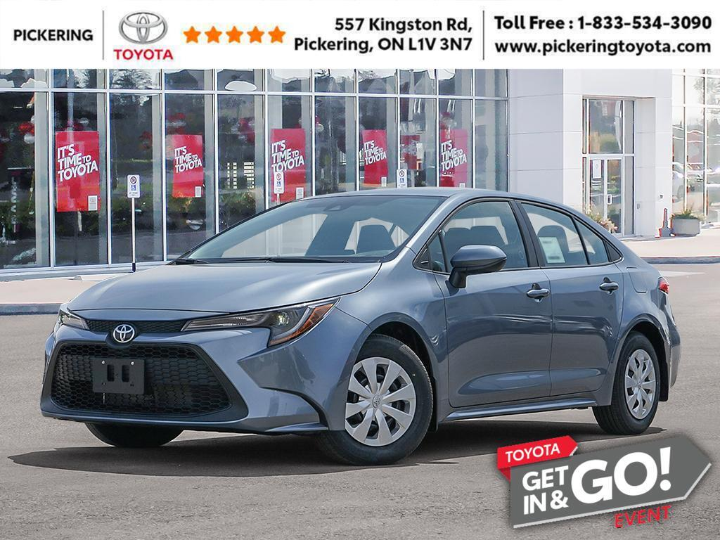 New Toyota Models For Sale | Pickering Toyota