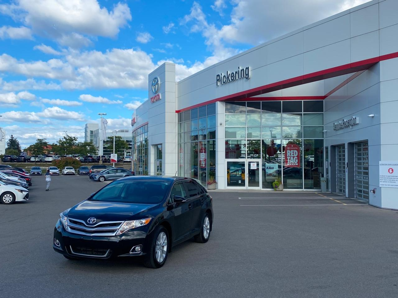 Used Toyota Venza On Sale Pickering Toyota
